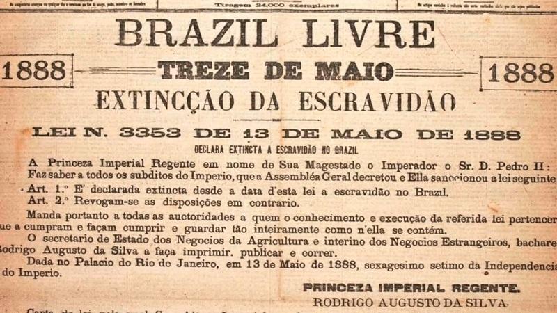 Rabszolga felszabadítás, legalizálás – Capoeira történelem 3