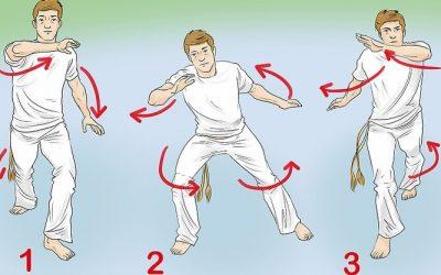 Capoeira otthon