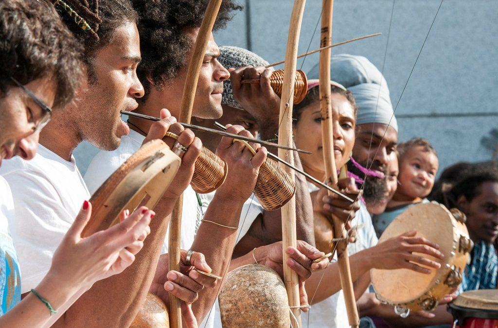 A ritmusok harcművészete